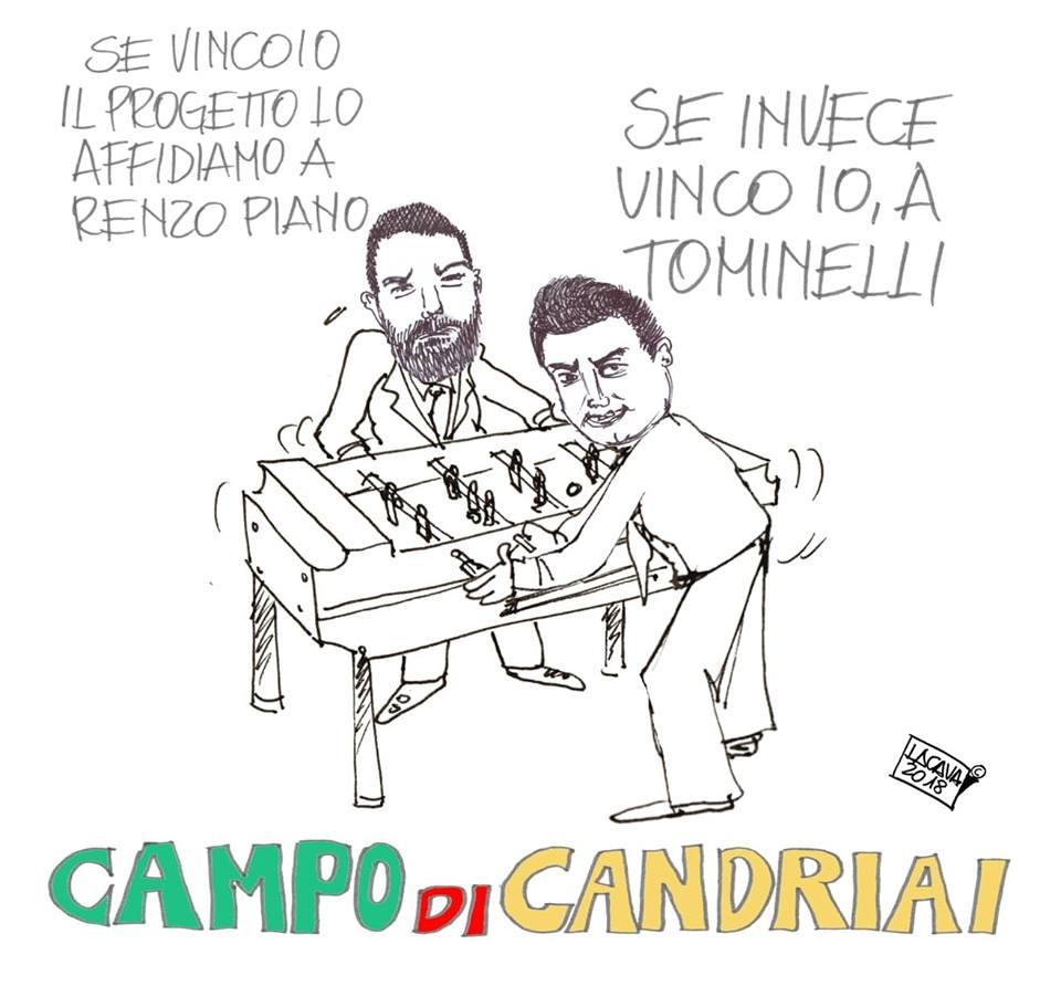 Campo di Candriai