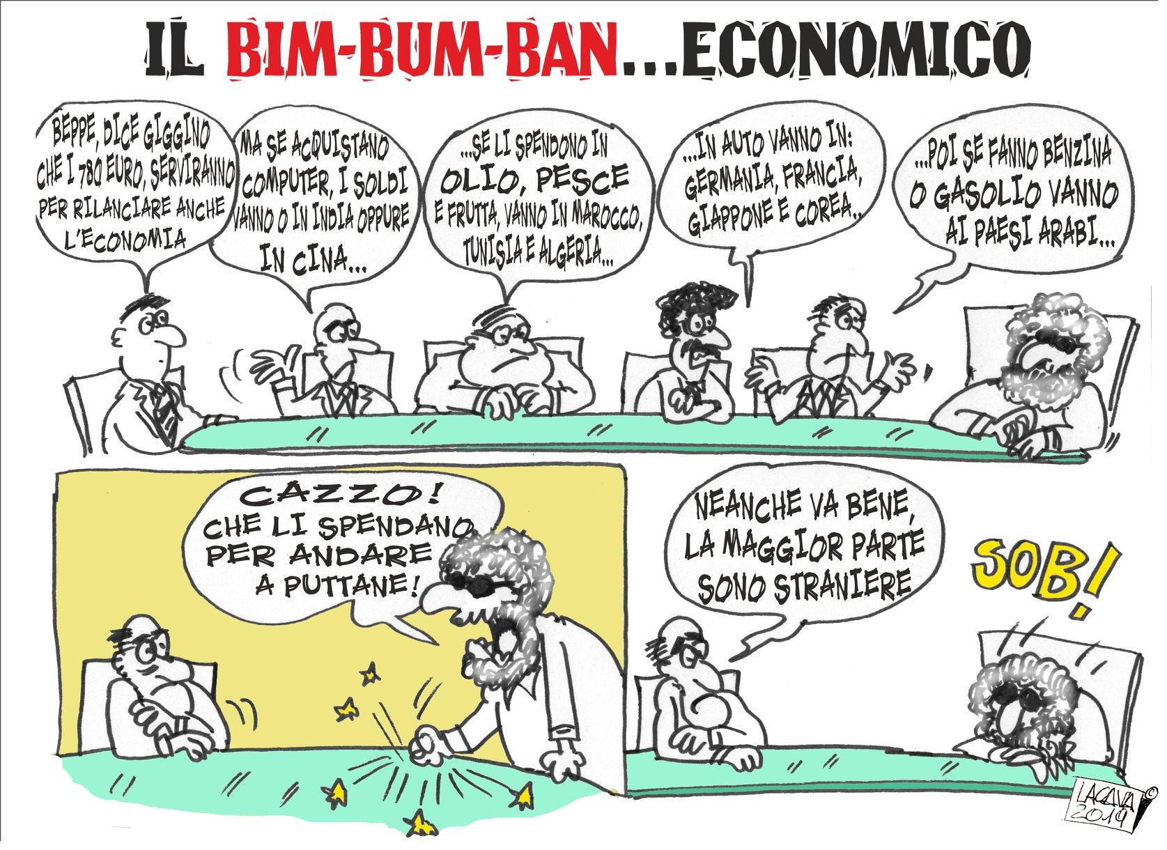 IL BIM BUM BAM ECONOMICO