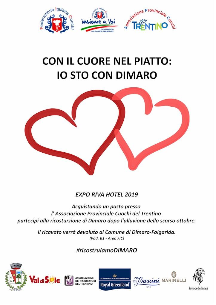 A Expo Riva Hotel - si sostiene ancora Dimaro.